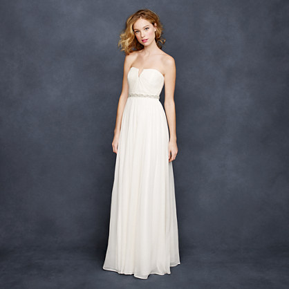 Mass retail wedding dresses