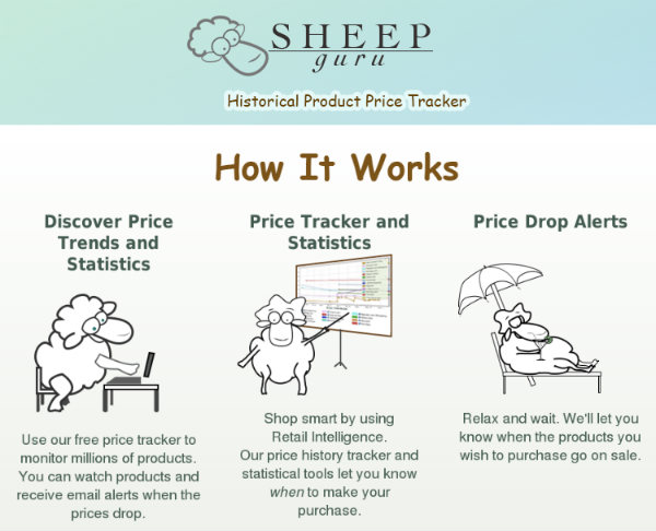 Sheep product tracker