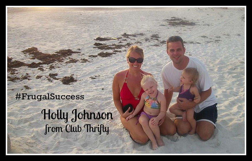 Frugal Success Johnson family