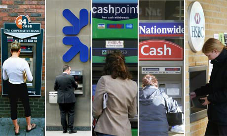 Switching Banks in the UK