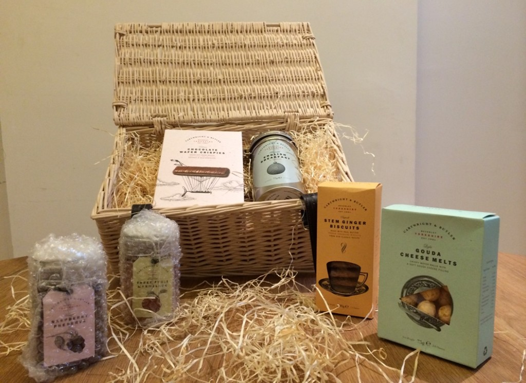 Hamper From Harrods