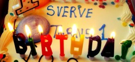 Sverve birthday contest
