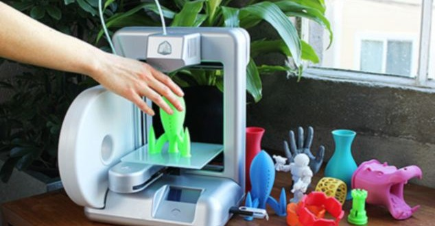 A New Kind of Shopping: 3D Printing