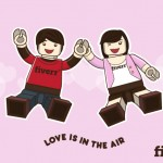 Lego Couple Graphic – bc it's freaking adorable!