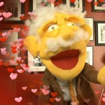 Professor Puppet expresses your love