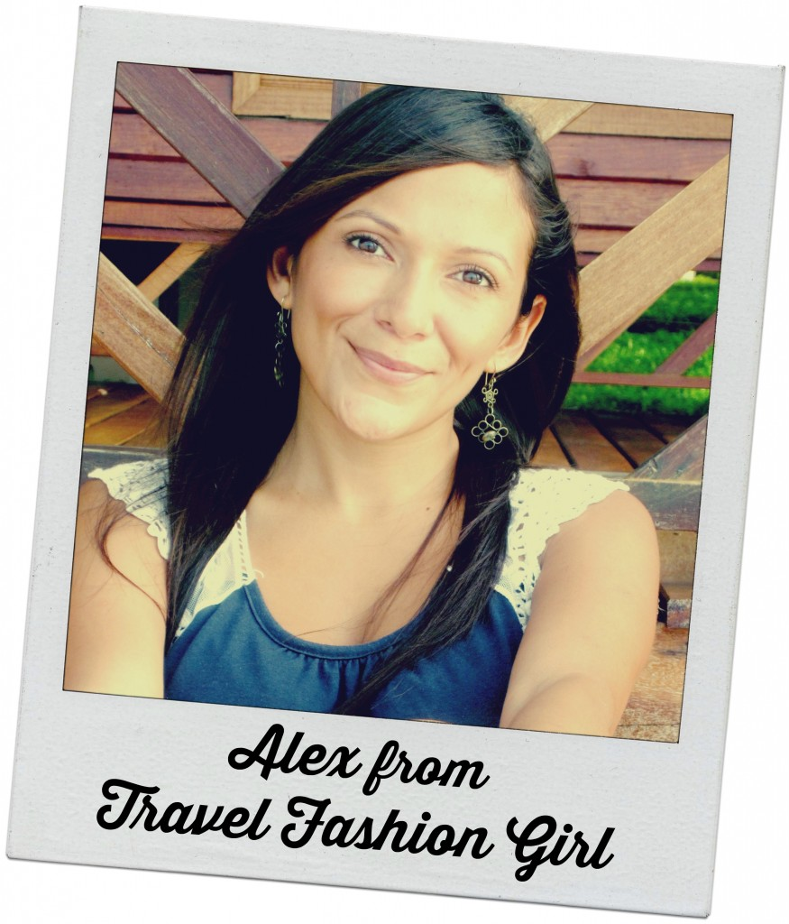 Alex Travel Fashion Girl