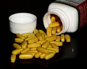 B_vitamin_supplement_tablets