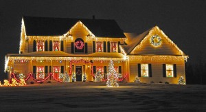 christmas-light-house-decoration