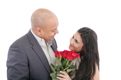 Roses, anniversary gifts, chocolates... long term relationships can slowly eat at the pocket.  David Castillo Dominici.