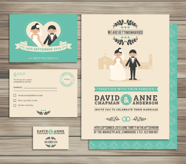 a collection of free wedding invitation templates – all the frugal, Invitation templates